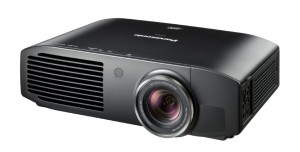 Panasonic PT AT6000E Test Bild 1