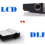 LCD oder DLP Beamer