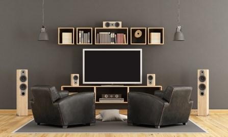 heimkino einrichten wie baue ich mein eigenes kino. Black Bedroom Furniture Sets. Home Design Ideas